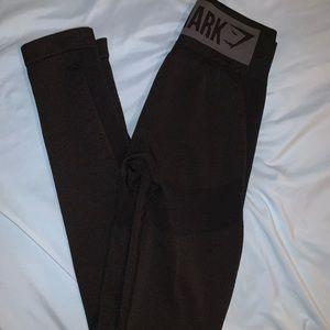 Black Gymshark leggings